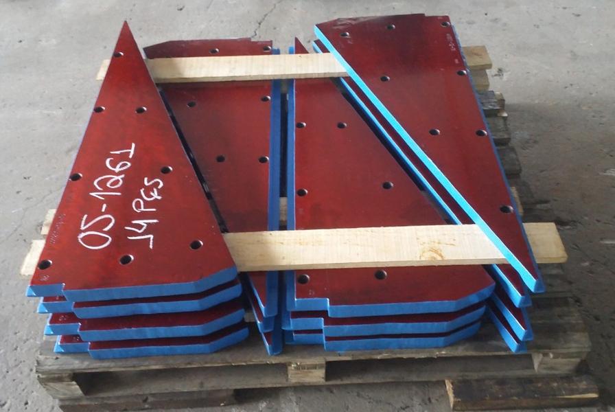 recuperação peças picadores de madeira